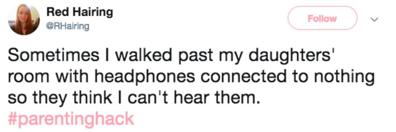 Parent Hack 30