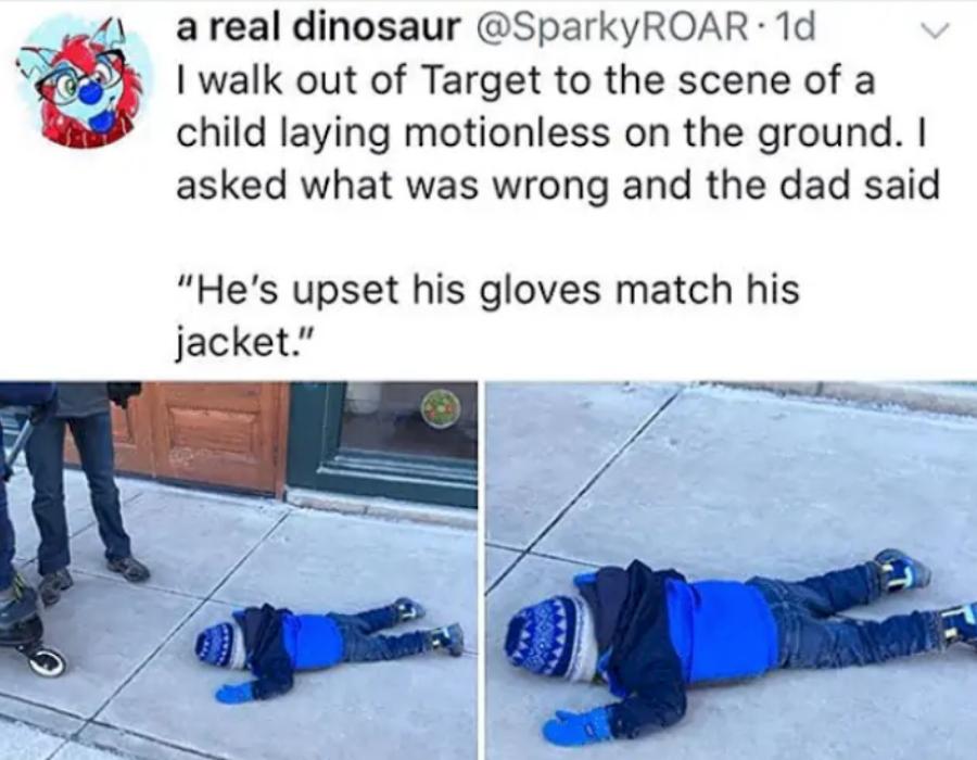 a real dinosaur