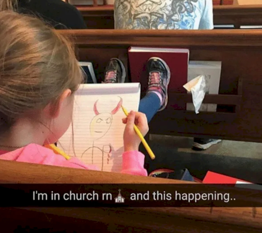 i'm in church (1)