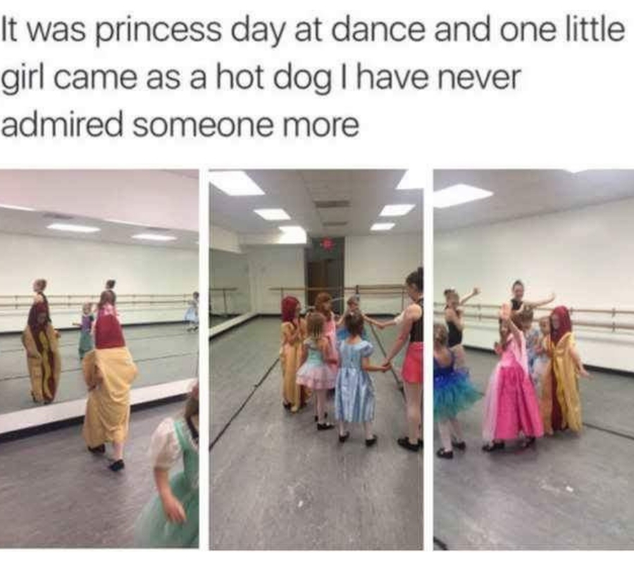 it was princess