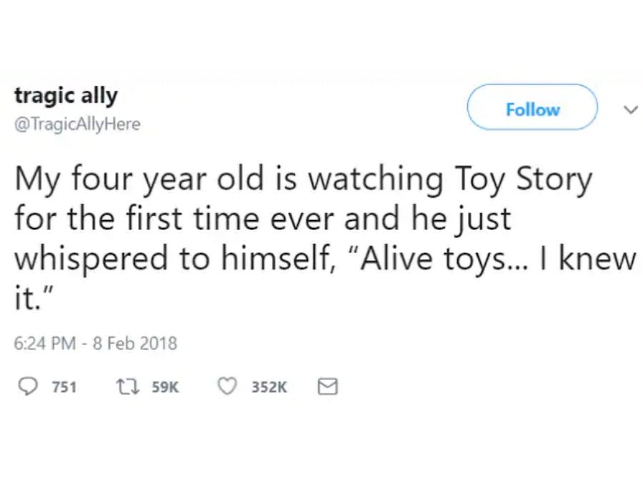tragic ally