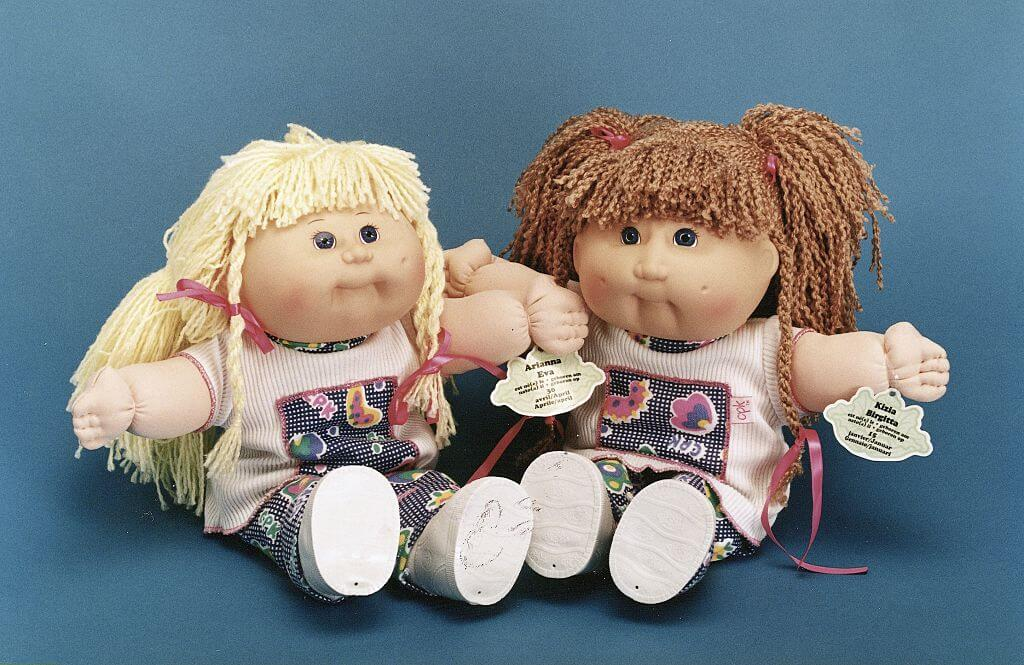 Cabbage Patch Kids Were Cute, Not Creepy