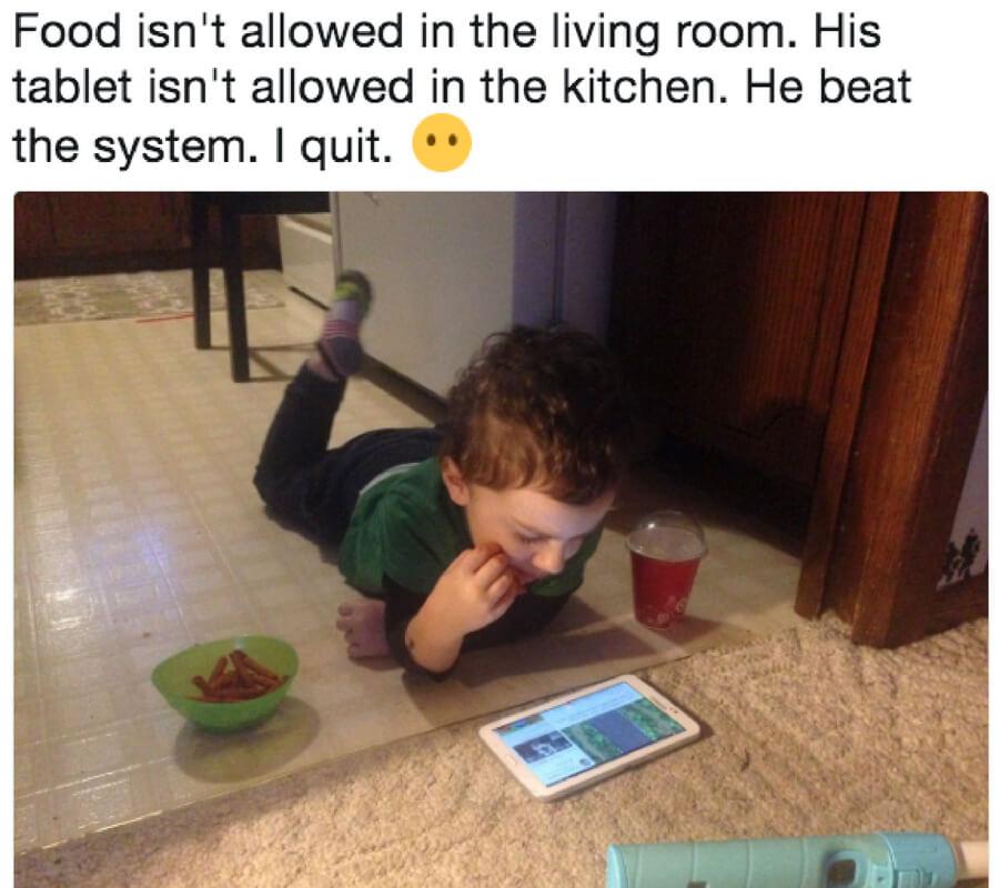 food not allowed in room.jpg