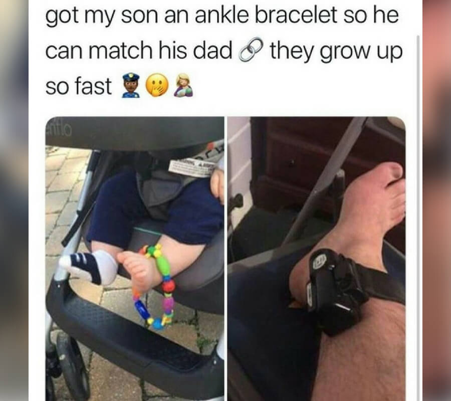 got my ankle bracelet.jpg